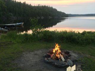 Campfire Stones