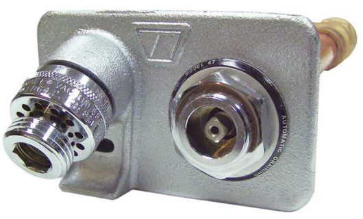 Sillcock Hydrant