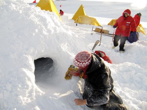 Snow Dome Shelter