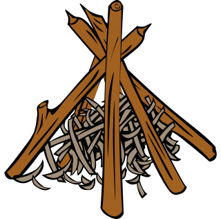 Teepee Fire configuration
