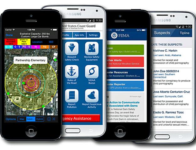 FEMA-mobile-app