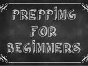 Prepping-101