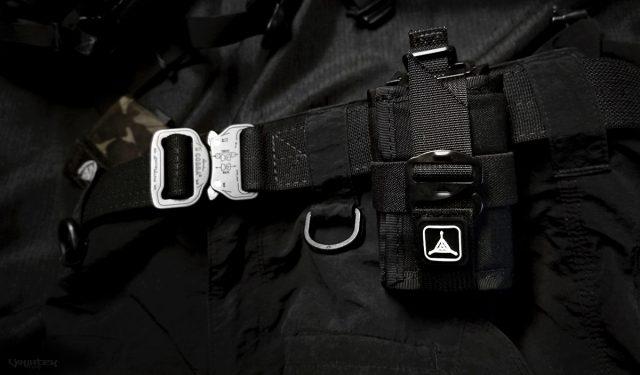 SERE-Pouch-1-Belt-Setup