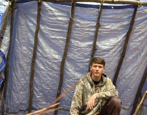 Teen Survivalist
