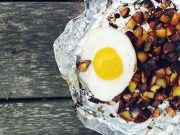 Hash & Fried Egg Recipe