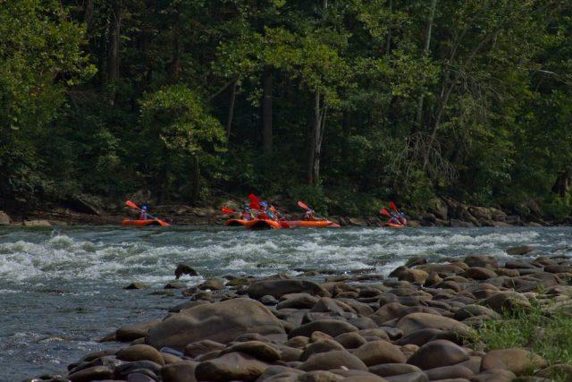 Upper New River Adventure