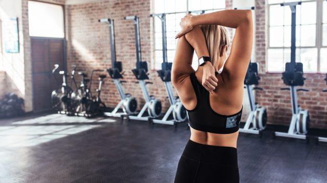 Prepper Fitness Female