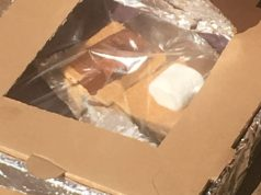 S'mores Solar Oven
