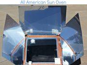 Sun Oven Open