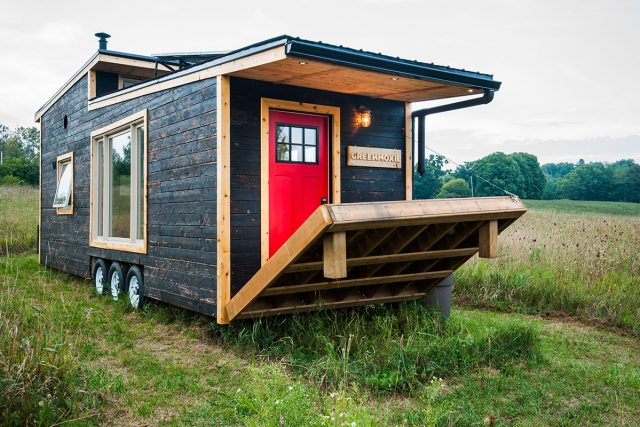Tiny House Luxury