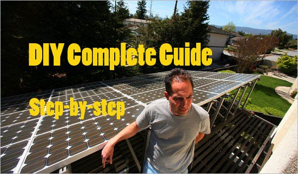 Design And Build Off Grid Solar Power System Diy Complete