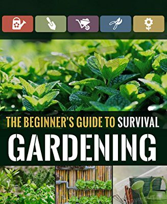 Gardening Book Cover