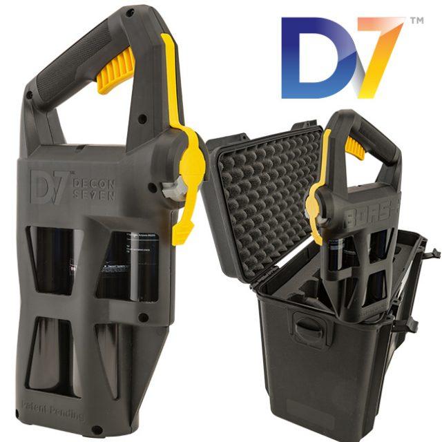 BDAS Handheld Decon Unit